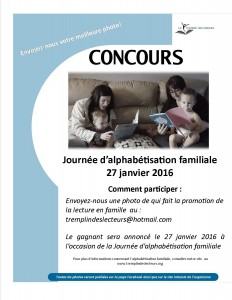 Concours photo JAF 2016