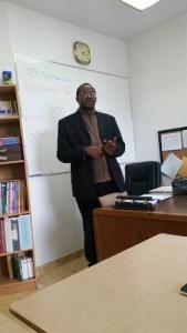 Présentation sur le Rwanda